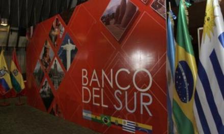 Banco del Sur comenzará a operar en mayo