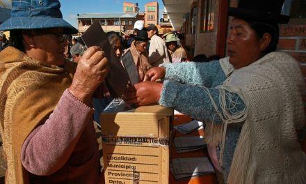 Bolivia: El MAS y el desafío de las construcciones locales – Por Ayelén Oliva