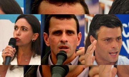 ¿Unidad? Los derroteros de la derecha venezolana  (Por Gisela Brito)