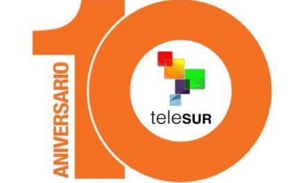 10 años de TeleSUR: La comunicación como instrumento de emancipación  (por Pablo Imen)