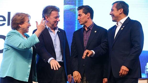 Concluyó la X Cumbre de la Alianza del Pacífico en Perú