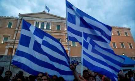 Grecia en clave latinoamericana (por Alfredo Serrano Mancilla)