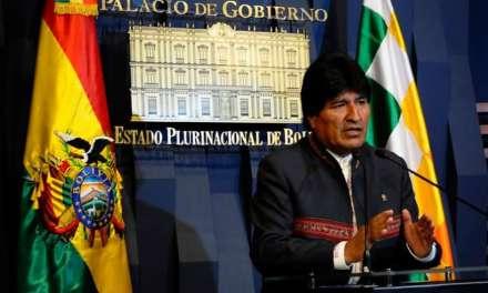 Apuntes sobre la repostulación de Evo Morales  (por Manuel Canelas)