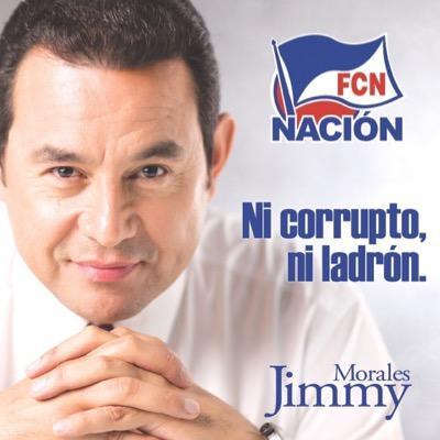 """Jimmy Morales ¿""""outsider"""" o miembro de la derecha guatemalteca? (por Silvina Romano)"""