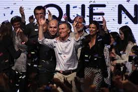 Apuntes sobre Mauricio Macri y el ¿huracán amarillo? en Argentina (por Gisela Brito)