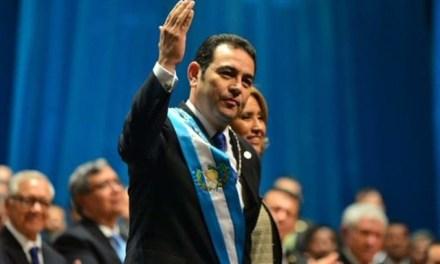 Jimmy Morales y los problemas de Guatemala… ¿o los de Estados Unidos? (por Silvina M. Romano)
