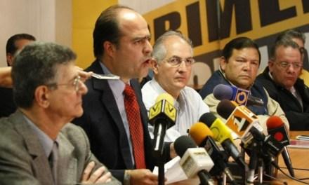 Informe Radiografía de la MUD: análisis sobre la oposición venezolana  (por Agustín Lewit y Gisela Brito)