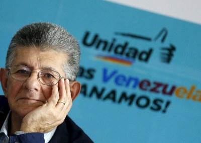 Henry Ramos Allup (Venezuela)