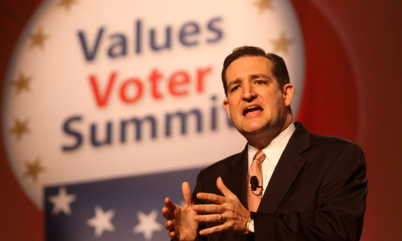 Ted Cruz (EEUU)