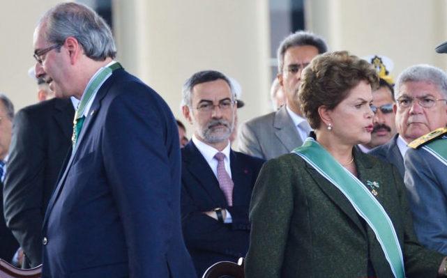 Brasil: La revancha de las élites y el teatro del golpe (por Camila Vollenweider)