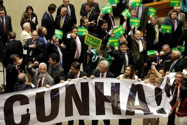 Brasil: Impeachment geopolítico (por Sergio Martín-Carrillo)