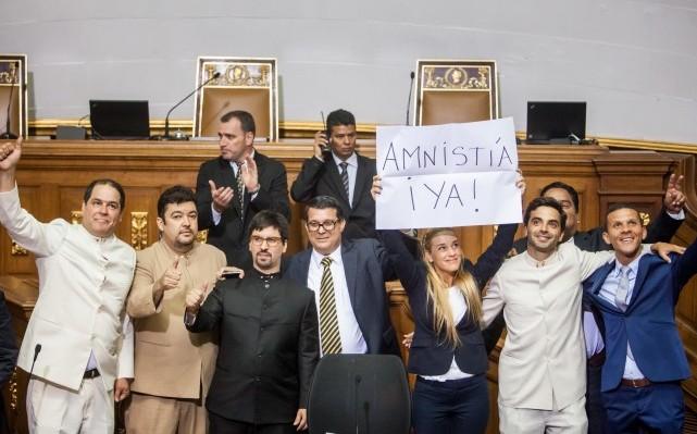 Venezuela: Ni amnesia, ni amnistía (por Sabrina Flax y Silvina Romano)