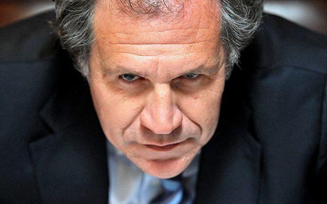 Luis Almagro: un caso de mutación ideologica (por Alejandro Fierro)