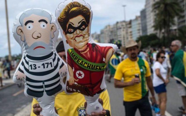 Brasil: la conformación de una clase política golpista (por Amílcar Salas Oroño)