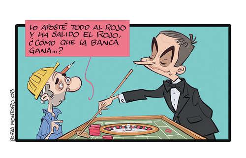 La banca gana (en Brasil) (por Alfredo Serrano Mancilla)