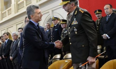 """Argentina en tiempos de Macri: """"Amistades peligrosas"""" (por Mariela Pinza)"""