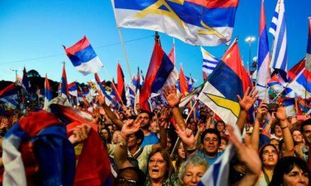 Interna en el Frente Amplio en Uruguay