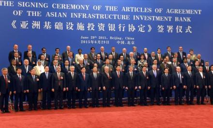 China y la nueva diplomacia financiera
