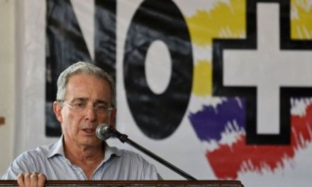 Sin fiesta democrática en Colombia
