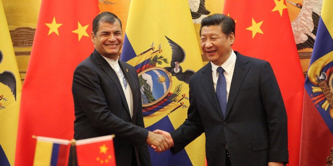 China y América Latina en el nuevo reordenamiento mundial