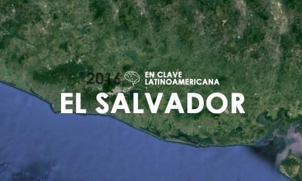 El Salvador en 2016