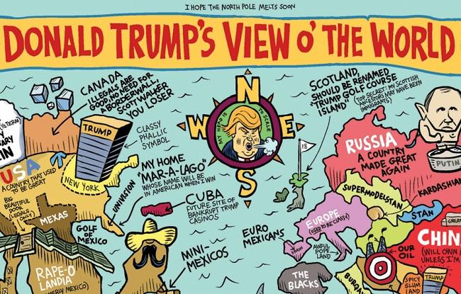 Trump, ni proteccionista ni liberal
