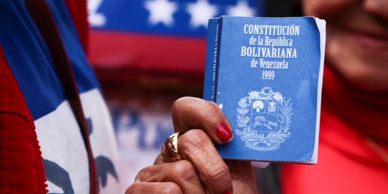 La democracia sigue rigiendo en Venezuela