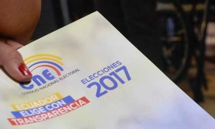 Segunda vuelta en Ecuador: informe electoral
