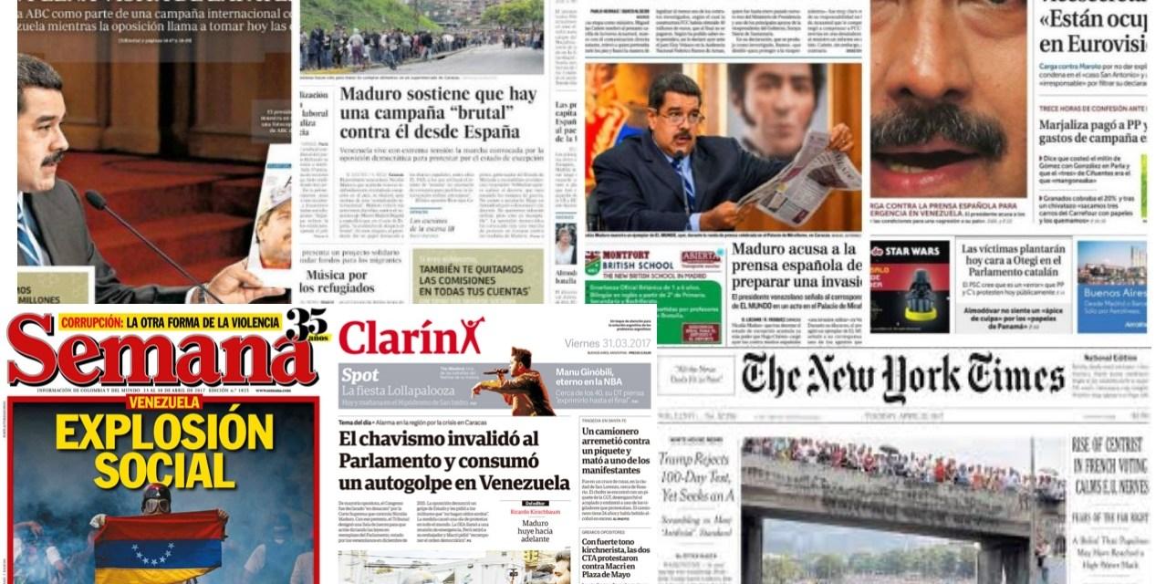 Los expertos en Venezuela