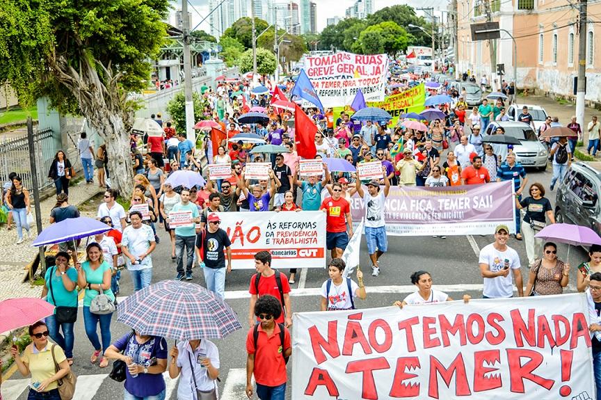Brasil: Las reformas contra los trabajadores y el ajedrez de la derecha