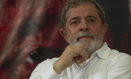 Lula, el delincuente