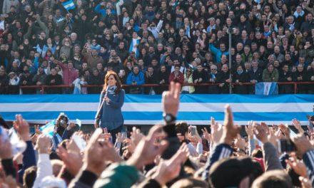 CFK y la reinvención de su campaña