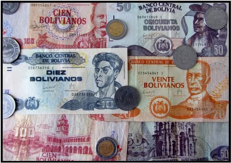 Mejor que dolarizar, bolivianizar