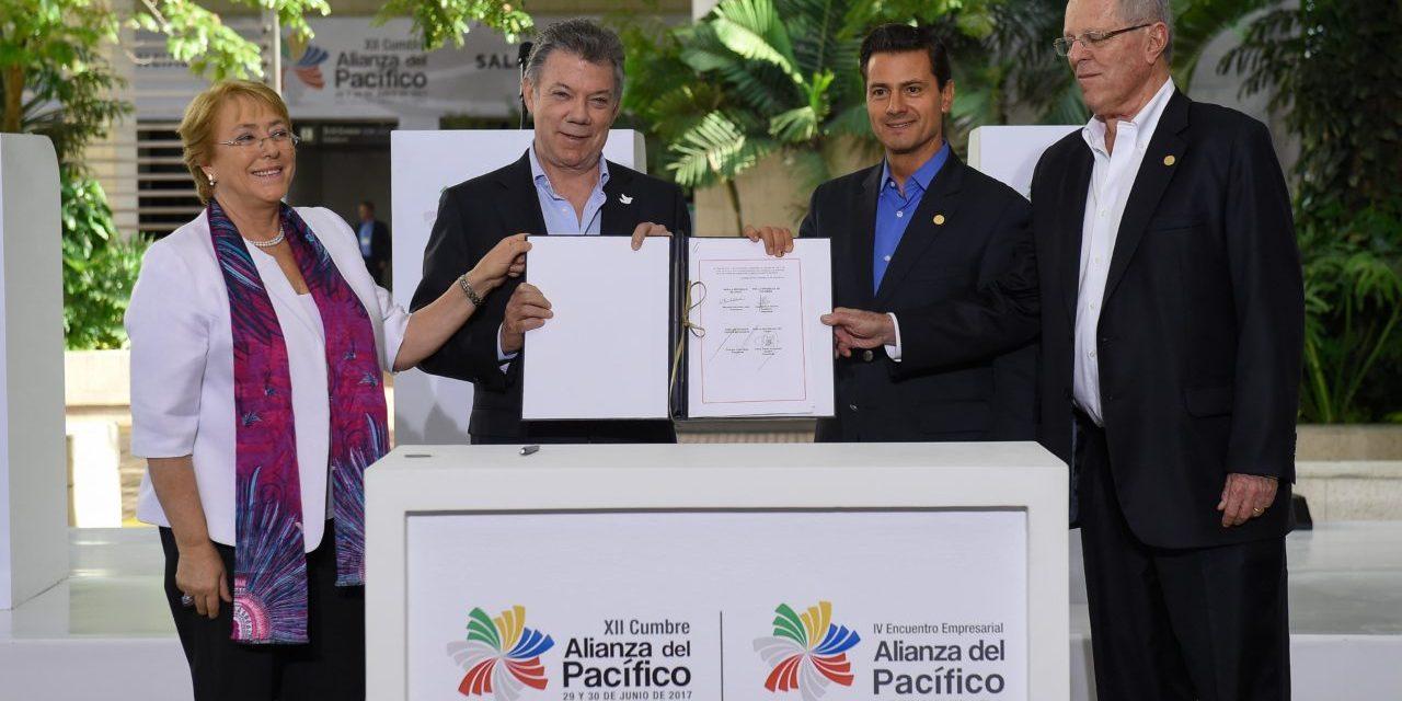 La Cumbre Política de la Alianza del Pacífico