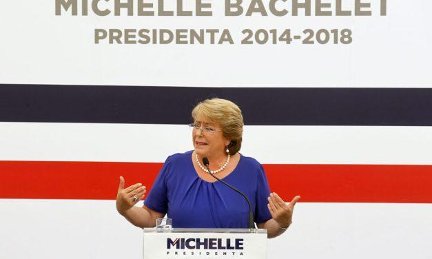 Informe Chile. Michelle Bachelet: balance del segundo gobierno