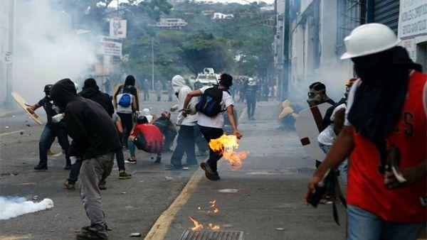 El terrorismo en Venezuela