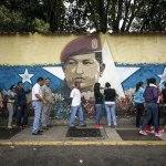 El chavismo es mayoría en Venezuela