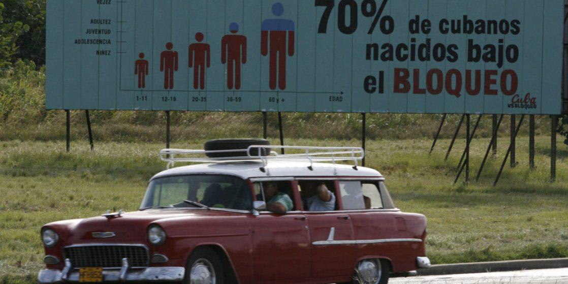 Bloqueo a Cuba: impacto y tensiones del legado de la Guerra Fría