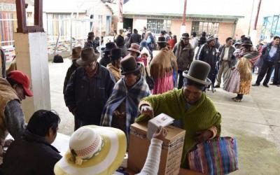 Evo Morales y la legitimidad democrática