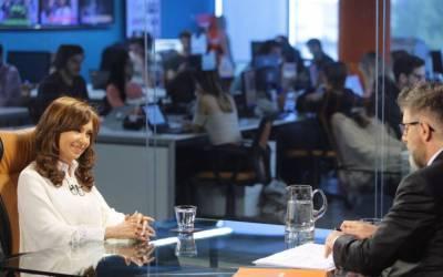 Argentina. Campaña y candidata. Cuando no todo es posible