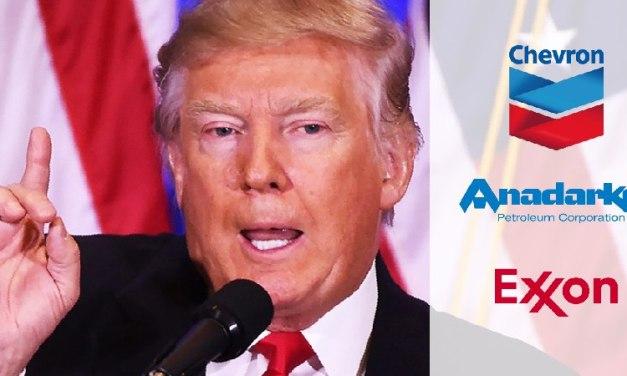 El America First y su expansión en América Latina: las petroleras