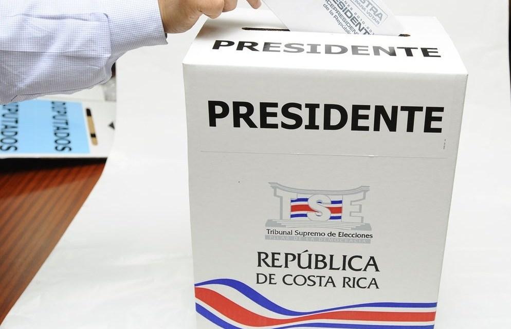 INFORME PRE-ELECTORAL COSTA RICA