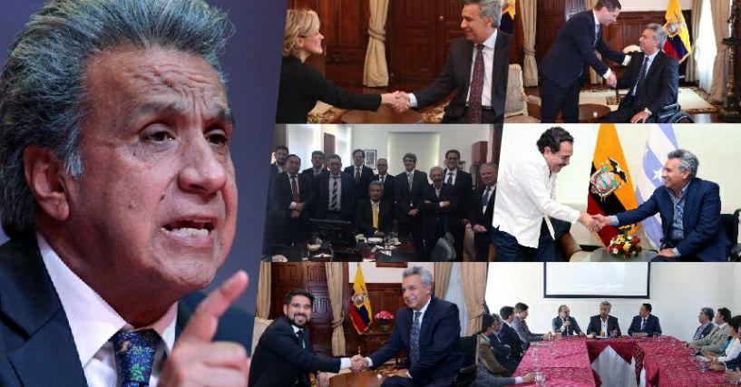 La consulta, Lenín Moreno y el viejo Ecuador