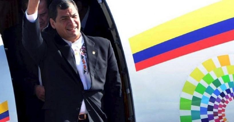 Correa ha vuelto (o nunca se fue)