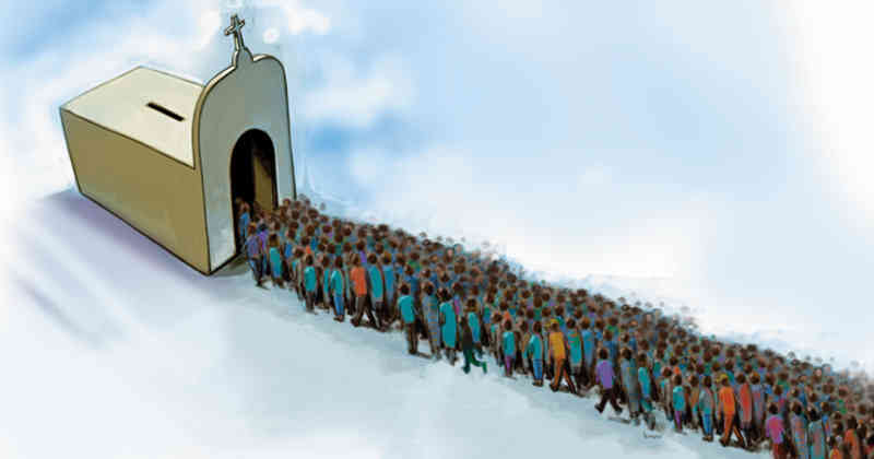 La re-espiritualización de la política