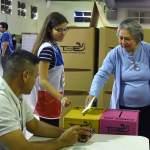 Triunfa la abstención en El Salvador