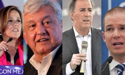 México, el inicio de la campaña electoral 2018