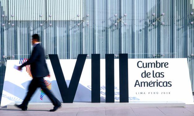 EEUU en la Cumbre de las Américas: guardián de la democracia
