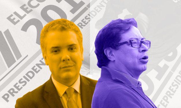 Segunda vuelta en Colombia (Informe pre-electoral)