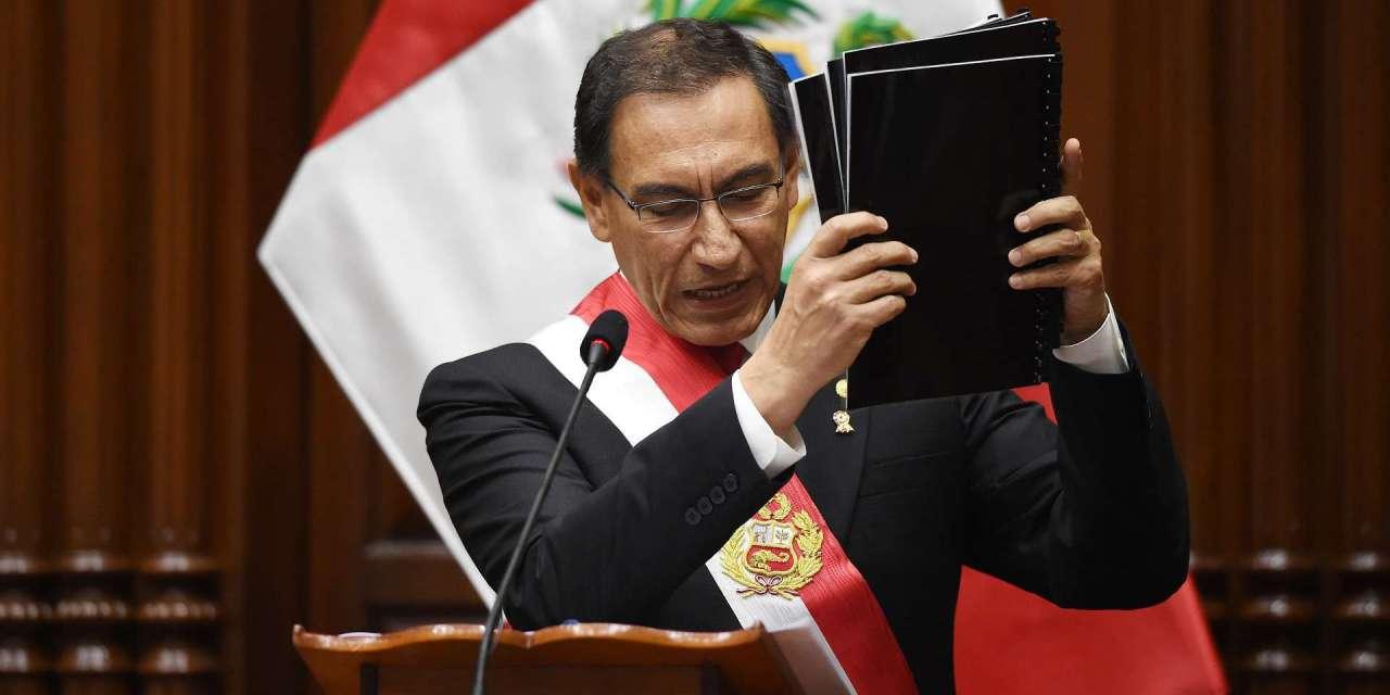 2018: el año de la crisis peruana